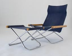 """Takeshi Nii """"Ny"""" Folding Chair And Ottoman At 1stdibs Lawn Chair Webbing Replacement Nylon Material Repair Kits For Plastic Alinum Folding Chairs Usa High Back Beach Old Glory With White Arms Telescope Outdoor Fniture Parts Making Quality Webbed Pnic Charleston Green I See Your Webbed Lawn Chair And Raise You A Vinyl Tube Vtg Red Blue Child Kid Patio The Home Depot Weave Seats With Paracord 8 Steps Pictures Cane Cheap Garden Recliner Chama Allterrain Swivel"""