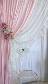 shabby chic window curtains chic curtains target white shabby chic