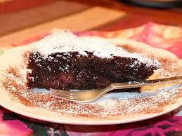 kirsch schokoladenkuchen