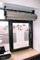 Berner Air Curtain Arc12 by Berner International Corp Air Curtains Air Doors