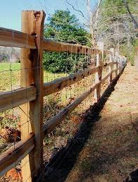 Decorative Garden Fence Posts by Best 25 Post And Rail Fence Ideas On Pinterest Farm Fence Farm