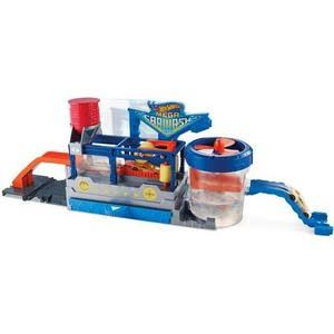 Hot Wheels Mega Car Wash Playset