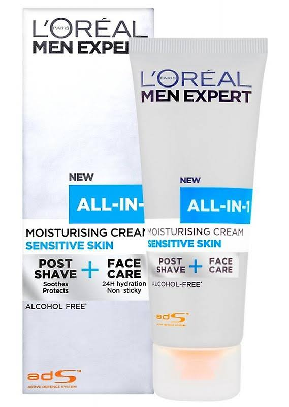 Loreal Paris Men Expert All in One Sensitive Moisturizer - 75ml
