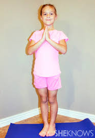 9 Yoga Poses Your Kids Will Love