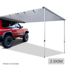 2.5x3M Side Awning For Car Vehicle Roof Camper Trailer 4WD 4x4 ... 4wd Side Awning Tent Bromame Adventure Kings Awning Side Wall Alloy Knuckle Hinge Spare Parts Off Road 4x4 20m X 3m 4wd Camping Grey Car Roof Rack Tent Wind Break O N Retractable Nz Ridge Premium X Storage Box And Installed Tags Expedition Camper 20x30m Pull Out Top Trailer Motorized Suppliers 270 Degree For Cars Rear Awnings Buy