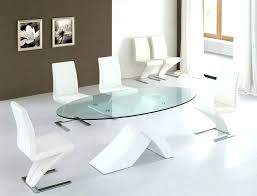 Dining Room Tables Modern Contemporary Chairs White