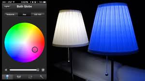 philips hue led review and color changing app demos