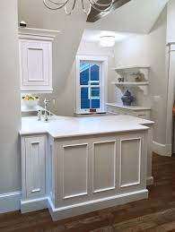 100 Kitchens Small Spaces Space Kitchen Lewis Weldon Custom