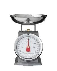balance de cuisine design balance de cuisine vintage inox argenté 3 kg cuisine