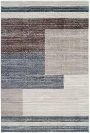 carpet city teppich modern designer wohnzimmer inspiration style rechteck muster vintage beige braun größe 160 230 cm