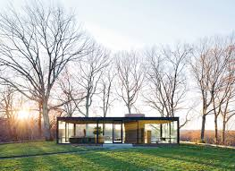 100 Glass House Architecture Philip Johnsons Not S The New York Times