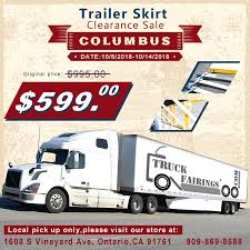 Big Columbus Day Trailer Skirt Sales From Oct. 8th Till Oct. 14th ... Best Tip Ever Cpg Can Use Jit Transportation Services Llc Freight Broker Alert Jhellyson Musiian From Dangerous Boyz College Of Just In Time Truckload Solutions Medical Device Pharmaceutical Service For Automation Agricultural Logistics Jit Plus Michigan Based Full Service Trucking Company Attention Editors Publication Embargo Tuesday 062017 2030 The 2018 Heavy Duty Aftermarket Trade Show Sales Kenworth Mix Trucks Is Chaing Fleet Owner Big Columbus Day Trailer Skirt Sales Oct 8th Till 14th