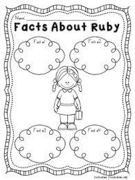 Ruby Bridges NO PREP Printables Black History Month