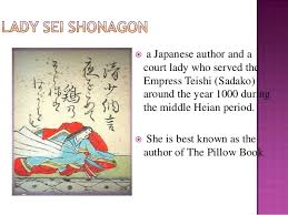 the palace by lady sei shonagon 1 by Lady SeiShonagon 2
