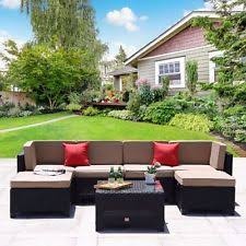 Ebay Patio Furniture Sectional by Patio Furniture Sets And Covers Ebay