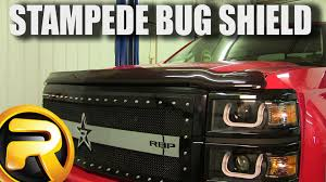 How To Install Stampede VP Bug Shield - YouTube Ford Gl3z16c900a F150 Hood Deflector Smoked 52018 52016 Avs Bugflector Ii Bug Install Youtube Shields For Peterbilt Kenworth Freightliner Volvo Deflectors And Leonard Buildings Truck Accsories Weathertech 50139 Easyon Dark Smoke Stone Grille Surround Dieters Guard Suv Car Hoods Wade Platinum Get Fast Free Shipping Shield