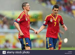 100 Torres Villa L To R Fernando David ESP June 20 2013 Stock