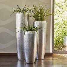 edle hochwertige pflanzvase pflanzkübel fiberglas mit