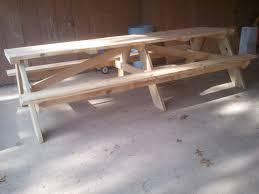 10 u2032 picnic tables jays custom creations