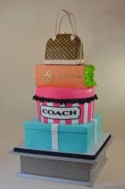 Bat Mitzvah Fashion Cake