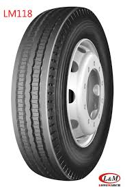 100 Lm Truck China 10R225 Long March Wheel Tire LM 118 China