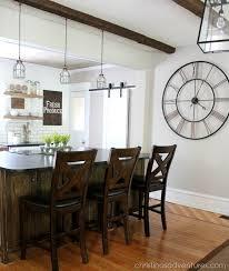 stunning farmhouse style kitchen lighting and farmhouse style