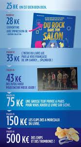 Du Rock Dans Ton Salon Le Premier Livre CD Pour Enfants Faire Une Comedie
