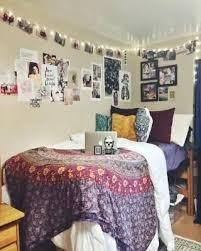 Preppy Bedroom Decor Bohemian Dorm Room Tapestry Decorating Ideas