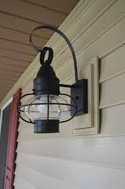 outdoor wall light mounting block with arlington 8100lp 1 mega