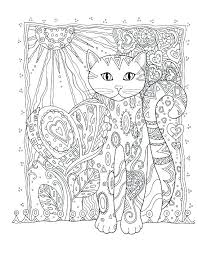 Hansel And Gretel Candy House Coloring Page Cat Mandala Pages
