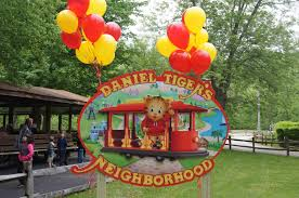 Daniel Tiger Pumpkin by Idlewild Park Opening With New Ride The 412 May 2015