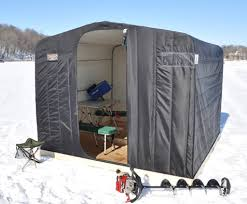 Clam Ice Fishing Seats by Best Ice Fishing Shelter For Sale