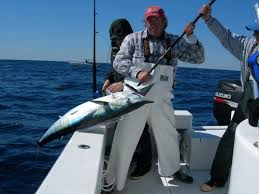 Relentless Sportfishing Charters With Over 2000 Hours On My Ocean Tamer Beanbags