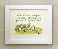 Winnie The Pooh Quotes Pooh by Winnie The Pooh Framed Quote Print New Baby Birth Nursery