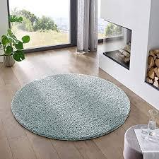 teppiche teppichböden hochflor teppich florhöhe ø250 cm