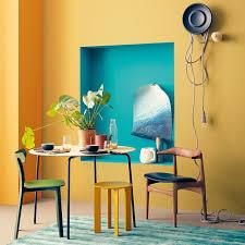 senfgelb einrichten mit der trendfarbe schöner wohnen
