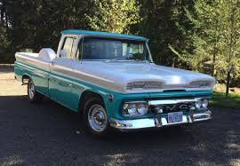 100 Ups Trucks For Sale 1960 GMC Deluxe For Sale 1892705 Hemmings Motor News