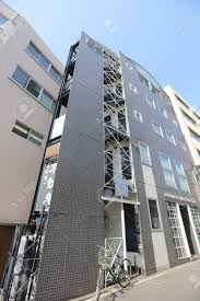 100 Apartment In Yokohama A Large At Japan Stock Photo Picture And Royalty