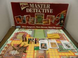 Clue Master Detective Board Game Review