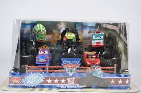 Disney Pixar Cars Toon Monster Truck Mater Deluxe 5 Pc. Figurine ... Monster Jam Stunt Track Challenge Ramp Truck Storage Disney Pixar Cars Toon Mater Deluxe 5 Pc Figurine Mattel Cars Toons Monster Truck Mater 3pack Box Front To Flickr Welcome On Buy N Large New Wrestling Matches Starring Dr Feel Bad Xl Talking Lightning Mcqueen In Amazoncom Cars Toon 155 Die Cast Car Referee 2 Playset Kinetic Sand Race Blaze And The Machines Flip Speedway Prank Screaming Banshee Toy Speed Wheels Giant Trucks Mighty Back Toy