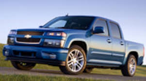 100 Chevy Compact Truck First Test 2009 Chevrolet Colorado V8 MotorTrend