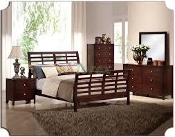Platform Bedroom Set by Platform Bedroom Set W Curved Lattice Headboard U0026 Footboard Beds 165