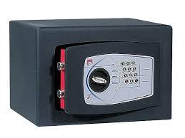 coffre fort électronique à poser technomax gmt 4p castorama