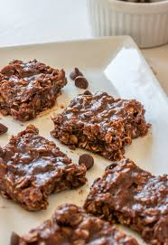 easy no bake dessert recipes easy no bake cookies with chocolate chips and peanut butter the