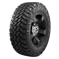 100 Nitto Truck Tires 4 New 33x1250R20LT Trail Grappler MT Mud 10 Ply E 114Q