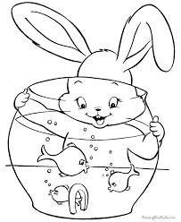 Fish Coloring Pages In For Kids