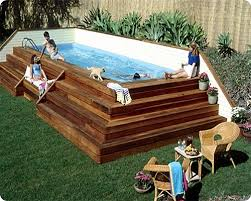 8x8 Pool Deck Plans by 10 Awesome Above Ground Pool Deck Designs