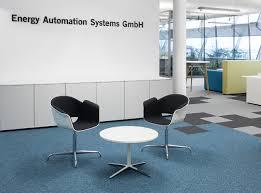am agement bureau open space bene office furniture