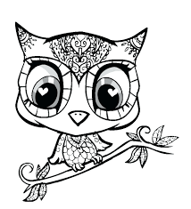 Coloring Pages Of Cute Animals Corresponsablesco