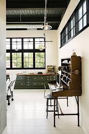 bureau loft industriel inspiration bureau style industriel loft atelier frenchyfancy 7